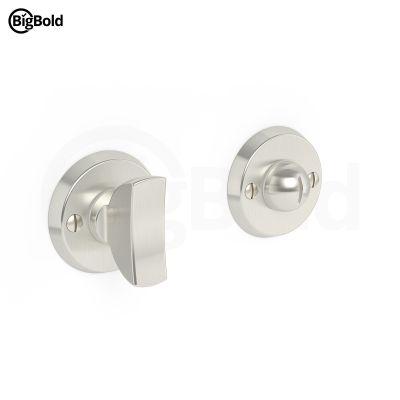 BigBold WC-/badkamersluiting rond rozet geborsteld nikkel (BB02.0302.00)